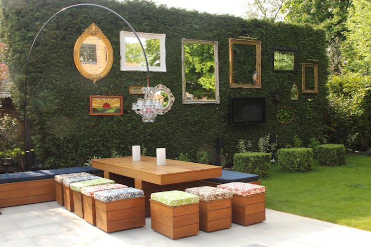 Le jardin de la galerie Cool Gardens Landscaping Modern garden