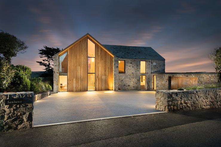 Remplacement d'une habitation contemporaine, Cubert de Laurence Associates Modern Granite