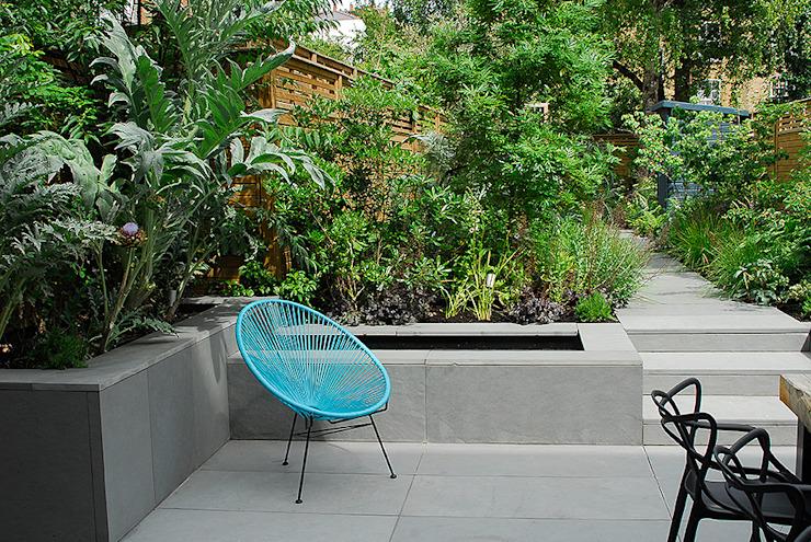Conception de jardins contemporains par le concepteur de jardins londonien Josh Ward Conception de jardins modernes par Josh Ward Conception de jardins modernes