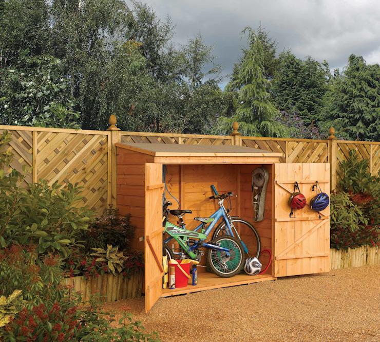 Aménagement paysager et rangement des jardins : classique par Heritage Gardens UK Online Garden Centre, Classic