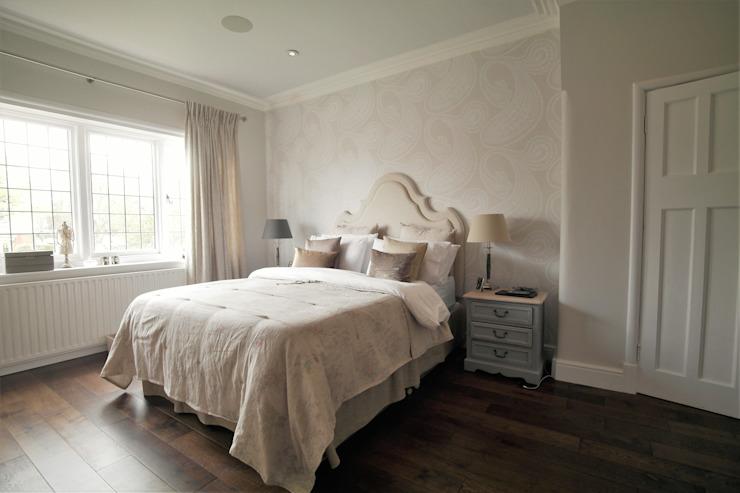 Alexandra Palace Chambre à coucher de style classique par Patience Designs Classic