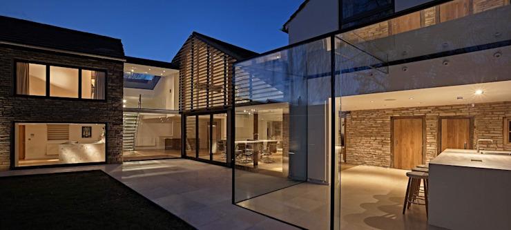 Maison 141 maisons minimalistes par Andrew Wallace Architects Minimalist