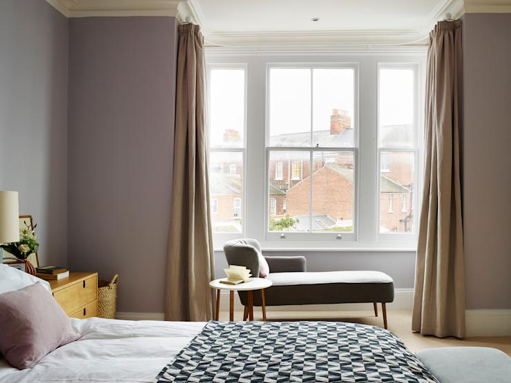 Southwold Coastal Retreat Chambre à coucher de style classique par Imperfect Interiors Classic