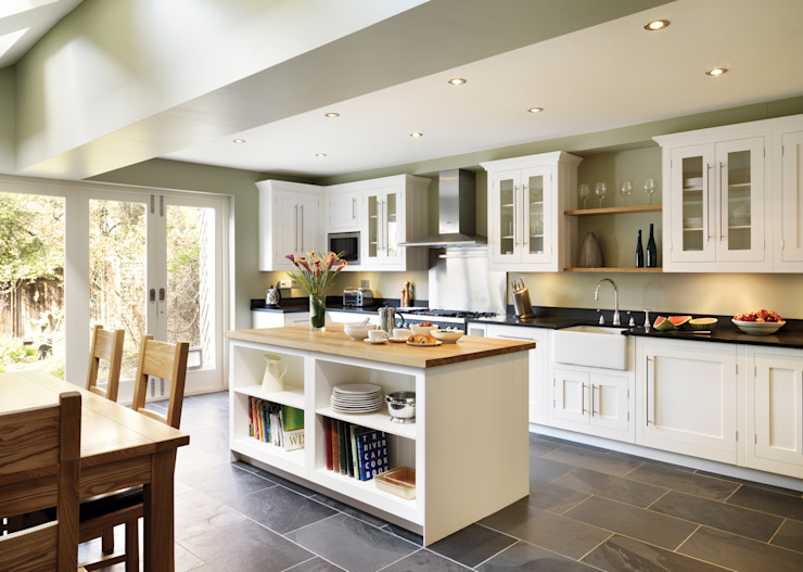 Cuisine shaker par Harvey Jones Cuisine de style classique par Harvey Jones Kitchens Classic