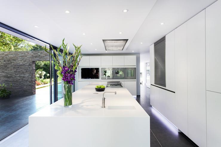 AR Design Studio- Abbots Way Modern cuisine par AR Design Studio Modern