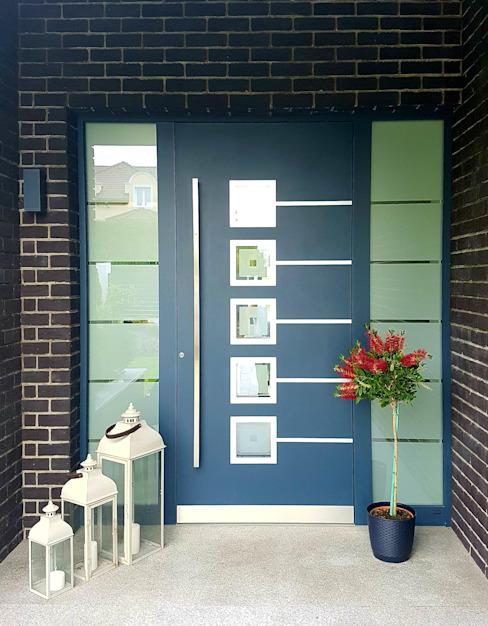 Images générales par RK Door Systems Modern