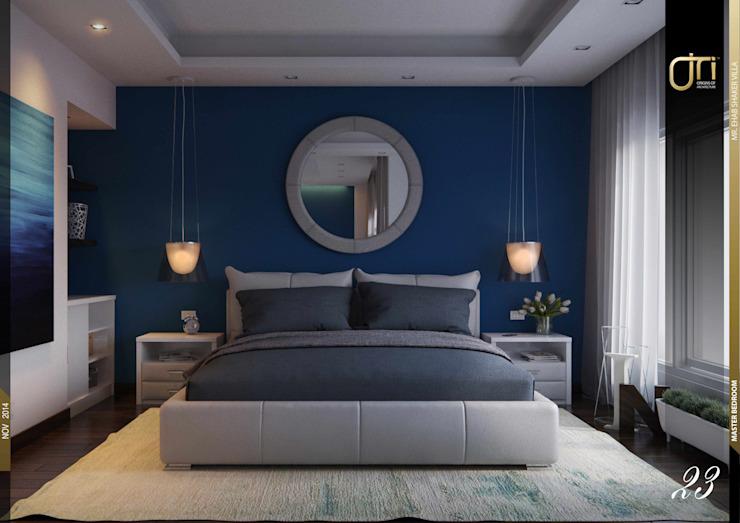 Résidence La Nouva Chambre de style moderne par Ori - Architects Modern