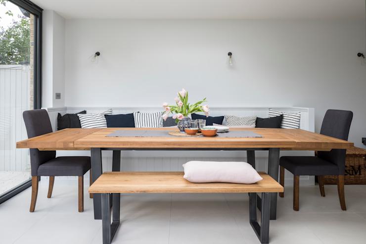 Blackheath Family Home Salle à manger de style classique par Imperfect Interiors Classic