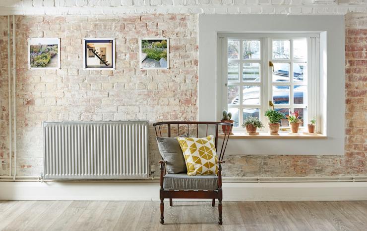 Hems Studio, Exeter Bureaux et magasins modernes par Barc Architects Modern Bricks