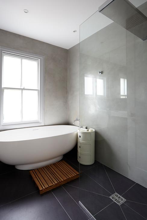 Rénovation d'une maison, Kempe Road : moderne par Gr8 Interiors, Modern