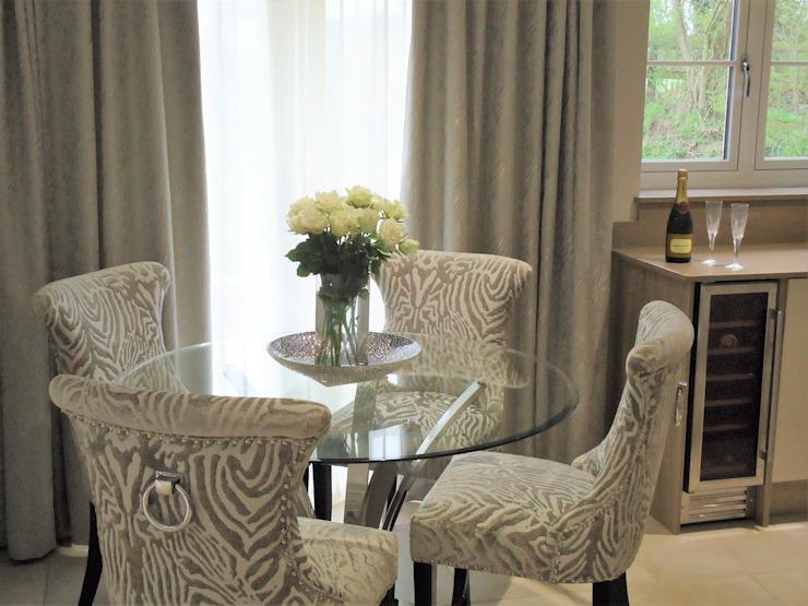Cuisine/salle à manger moderne par Ruth Turner Interior Design Ltd Modern