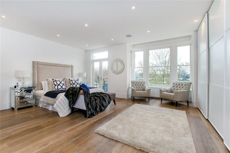 Rénovation et extension de la maison Stevenage Road SW6 Chambre à coucher de style moderne par House Renovation London Ltd Modern