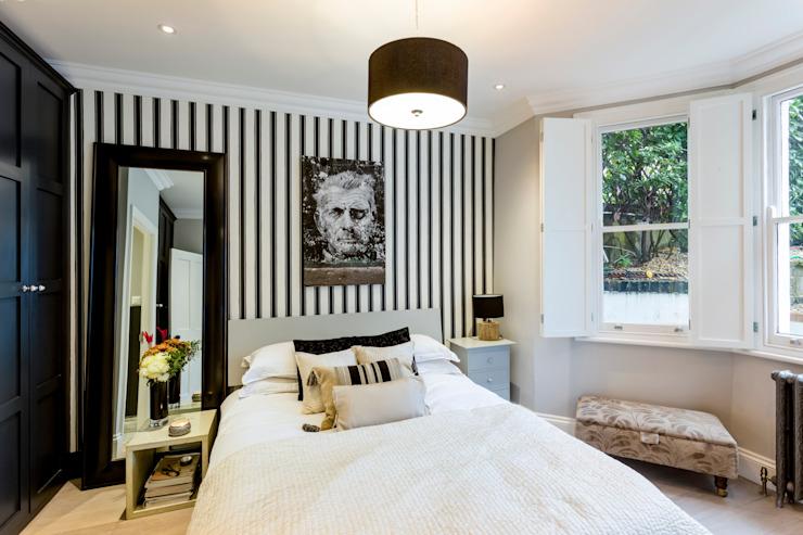 Chambre Chambre à coucher de style classique par GK Architects Ltd Classic