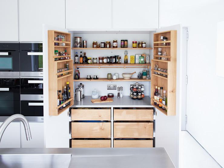 Cuisine minimaliste sur mesure par Luxmoore & Co Cuisine minimaliste par Luxmoore & Co Minimaliste