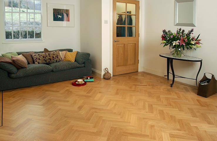 Parquet en chêne massif de première qualité : classique par The Natural Wood Floor Company, Classic