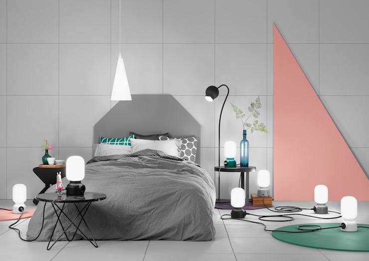 Collection Chambre minimaliste par ateljé Lyktan Minimaliste