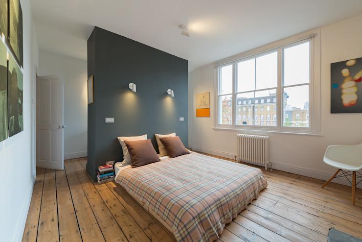 Chambre minimaliste par homify Minimaliste