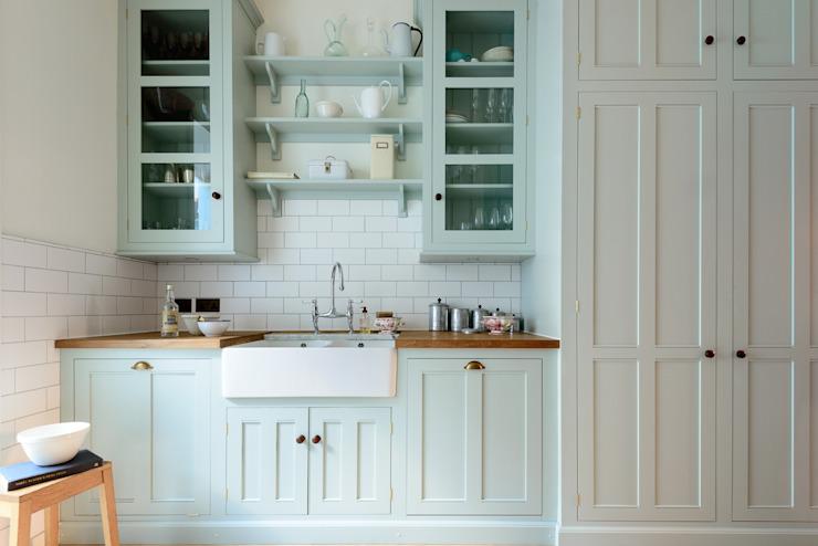 La cuisine Pimlico de deVOL Cuisine de style classique deVOL Kitchens Classic