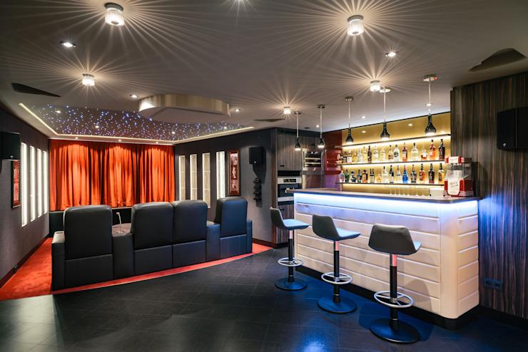 Salle de presse de style classique par raumdeuter GbR Classic