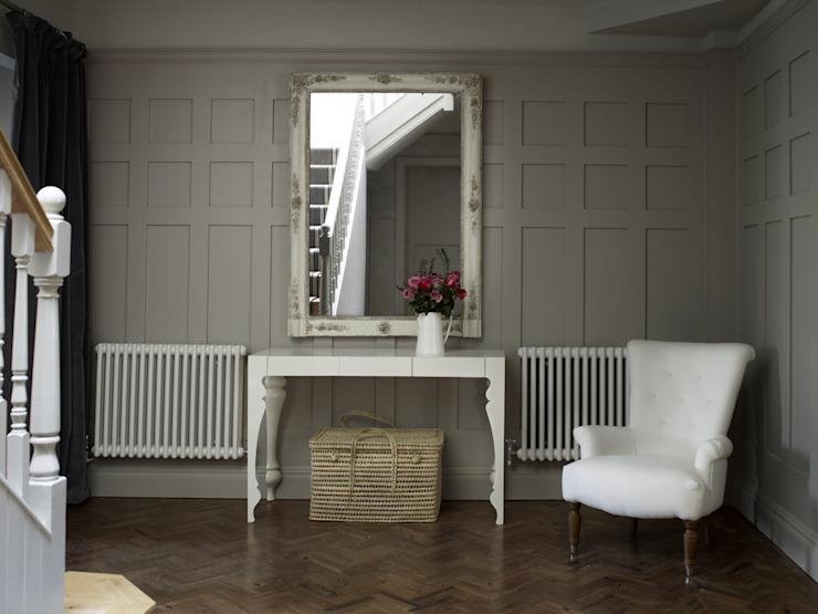 Couloir Couloir, couloir et escaliers de style rustique par homify Rustic