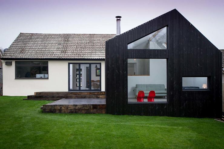 31 Bransgore Gardens Maisons modernes par Footprint Architects Ltd Modern