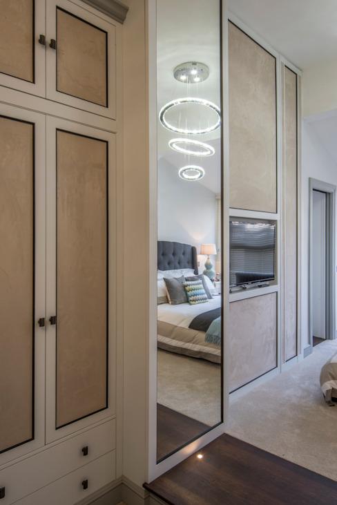Bachelor Pad - Hyde Park Prestige Architects Par Marco Braghiroli Logement de style classique