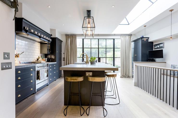 Cuisine GK Architects Ltd Cuisine moderne