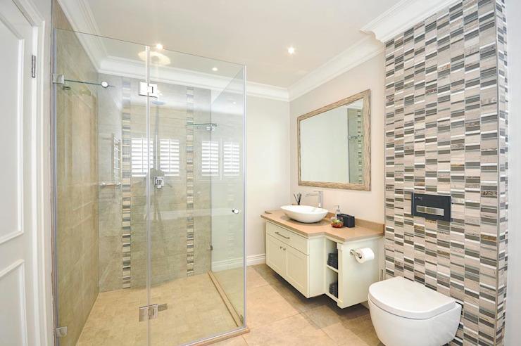 homify Salle de bains moderne