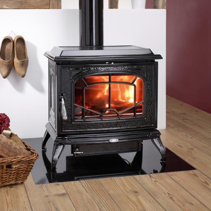 Brûleurs à bois par produits de chauffage
