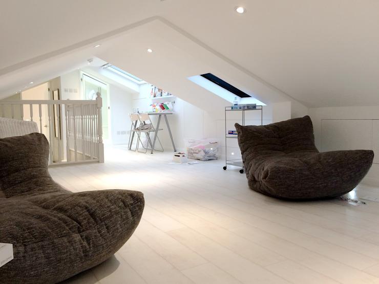 Loft GK Architects Ltd Pépinière/chambre d'enfantAccessoires et décoration