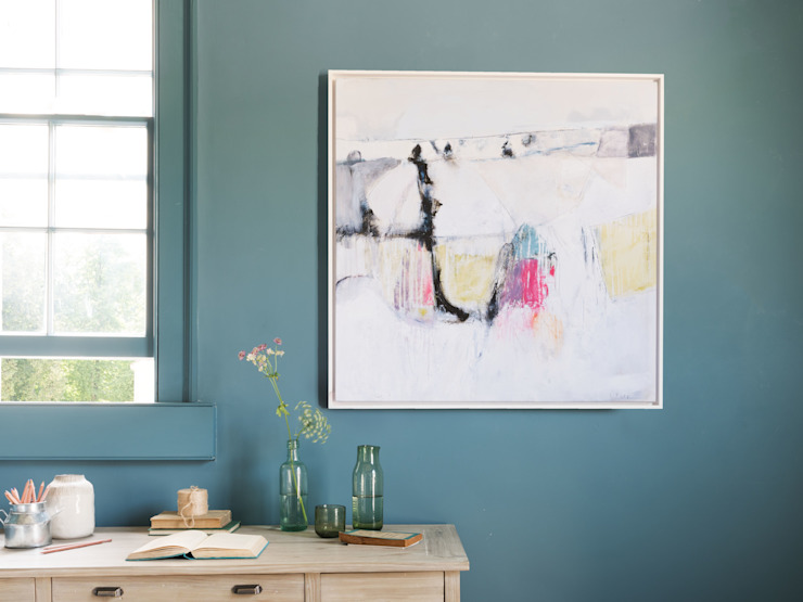 A Million Miles canvas print Modern walls & floors by Loaf Modern