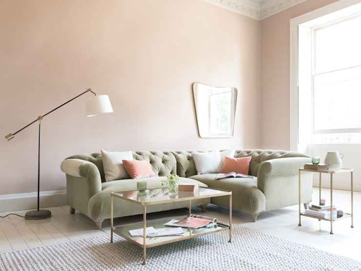 Canapé d'angle Dixie Salon moderne par Loaf Modern