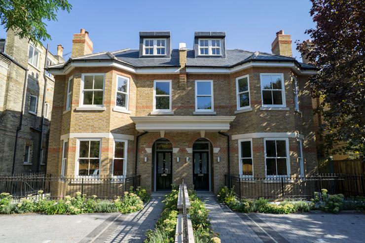 Oakhill Road, Putney Maisons modernes par Concept Eight Architects Modern