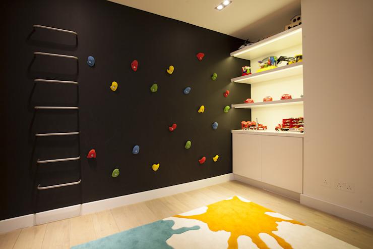 Salle de jeu Chambre d'enfant moderne par Roselind Wilson Design moderne