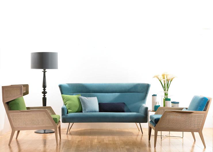 Tango Sofa : moderne par Archer + Co, Moderne