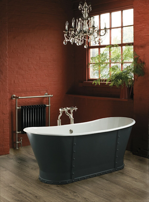 Bain en fonte Brunel Salle de bains Aston MatthewsBains et douches