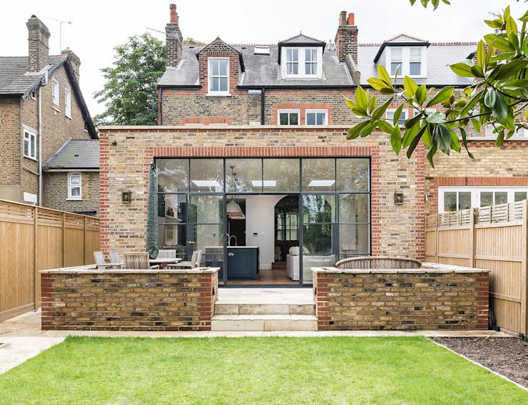Rénovation complète sur Trinity Road, Londres Maisons modernes par Grand Design London Ltd Modern