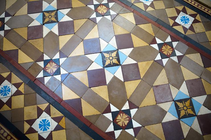 Carreaux The Vintage Floor Tile Company Murs et solsCarreaux