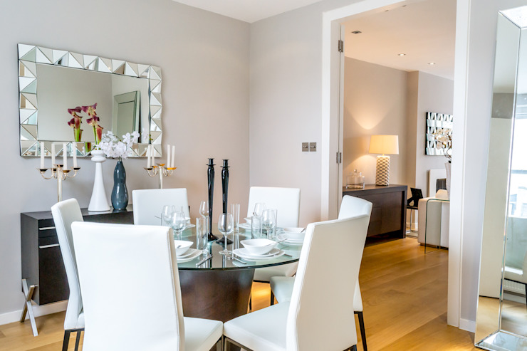 Salle à manger In:Style Direct Salle à manger minimaliste