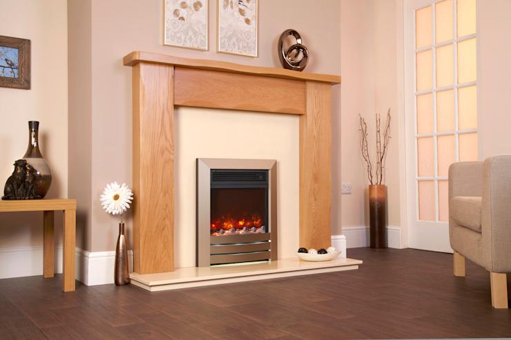 kinder Inset Fire Fiveways Feux et poêles SalonFoyers et accessoires