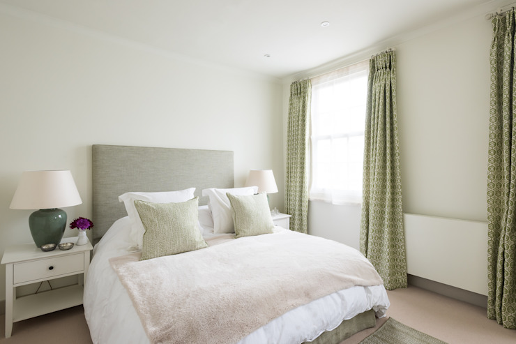 Hillgate Place, Notting Hill Grand Design London Ltd Chambre à coucher minimaliste
