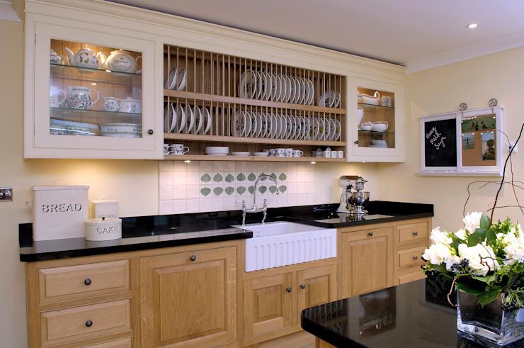Rénovation de la propriété Hartley Quinn WIlson Limited Cuisine de style classique