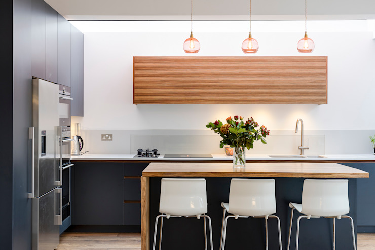 Vicarage Rd London SW14 VCDesign Architectural Services Cuisine moderne