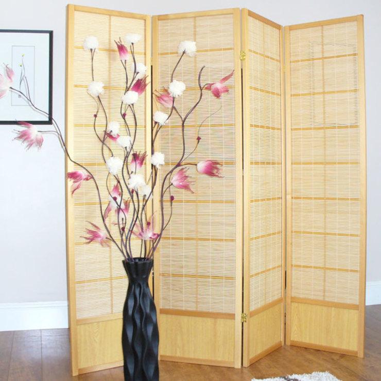 Shoji Screen Room Divider Asia Dragon Furniture from London HouseholdSéparateurs de pièces et écrans