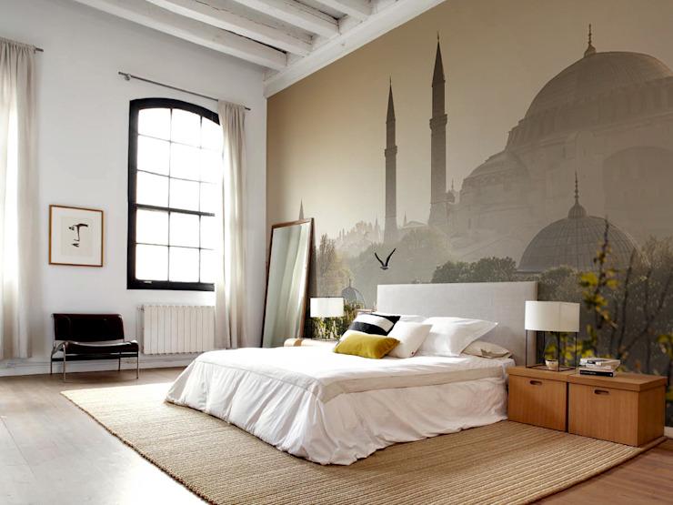 Bliss Pixers Chambre à coucher de style classique Beige
