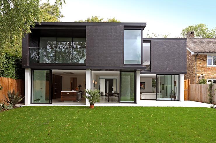 Brixham House Tye Architects Maisons modernes