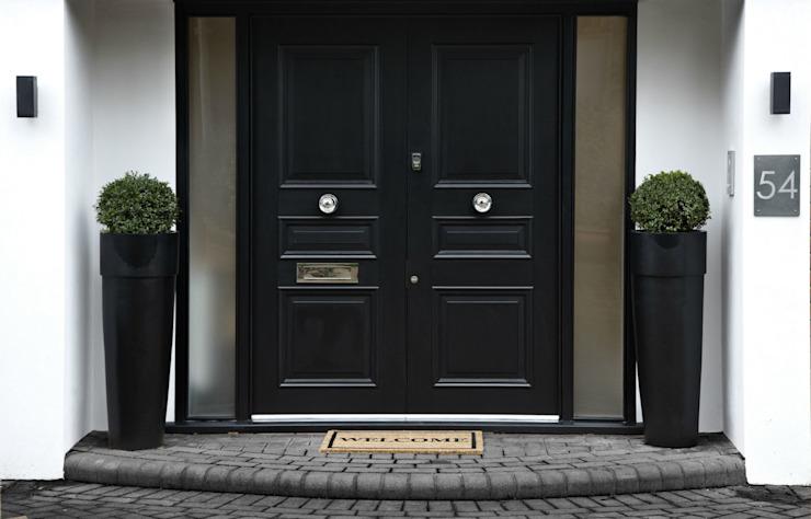 Upper Park, Loughton Boscolo Portes et fenêtres Portes