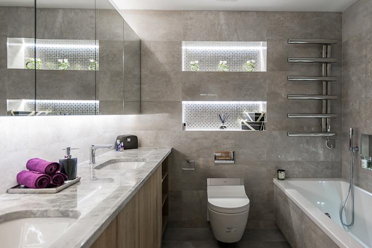 Salle de bains : Style Direct Salle de bains moderne