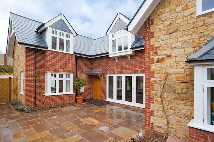 Wickham House C7 architects Maisons modernes