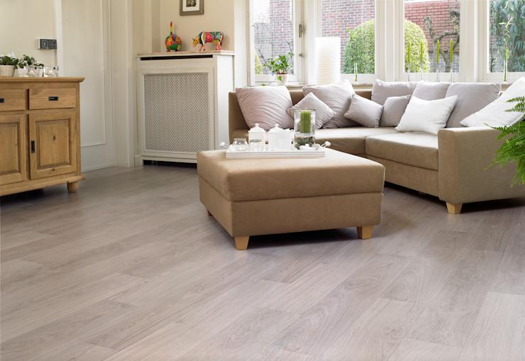 Chêne blanc blanchi Quick-Step Murs et solsRevêtements muraux et de sol